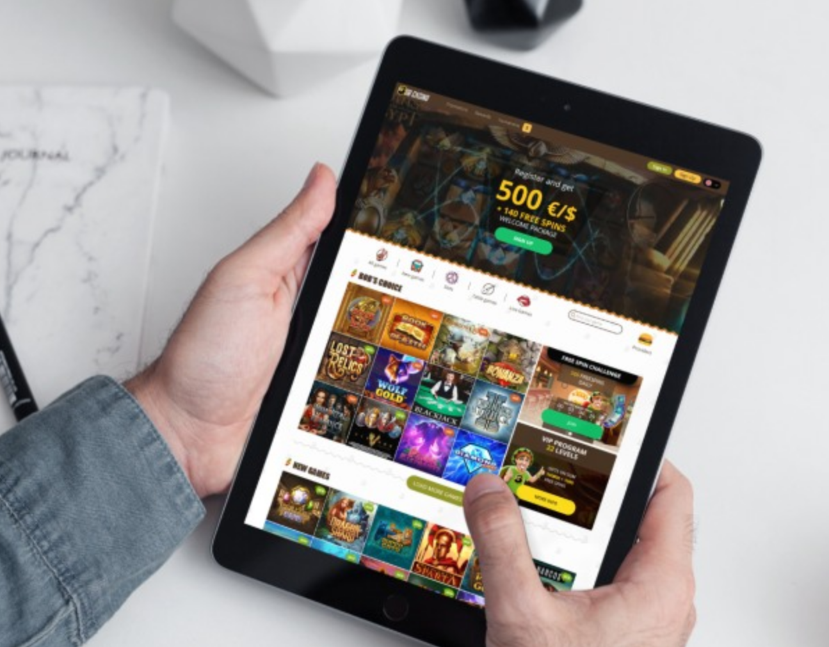 jeux casino tablette